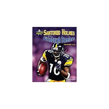 Bearport Publishing Santonio Holmes And The Pittsburgh Steelers Workbook By Sandler, Michael, Kindergarten - Grade 5 [eBook]
