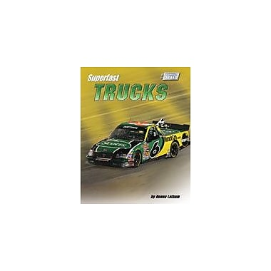 Bearport Publishing Superfast Trucks Workbook By Latham, Donna, Grade 2 - Grade 7 [eBook]