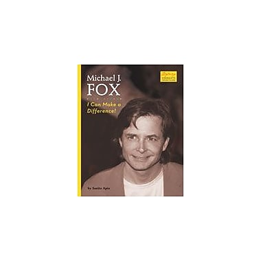 Bearport Publishing Michael J. Fox: I Can Make A Difference! Workbook By Apte, Sunita, Grade 2 - Grade 7 [eBook]