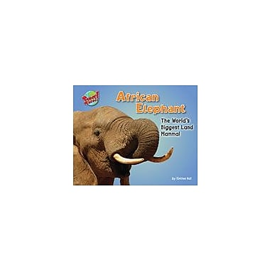 Bearport Publishing African Elephant Workbook By Hall, Kirsten, Kindergarten - Grade 3 [eBook]