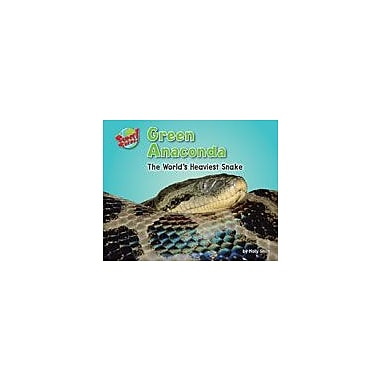 Bearport Publishing Green Anaconda: The World's Heaviest Snake Workbook By Smith, Molly, Kindergarten - Grade 3 [eBook]