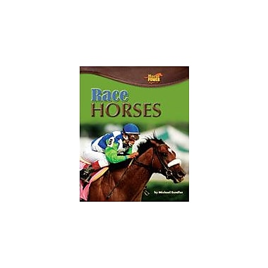 Bearport Publishing Race Horses Workbook By Sandler, Michael, Grade 2 - Grade 7 [eBook]
