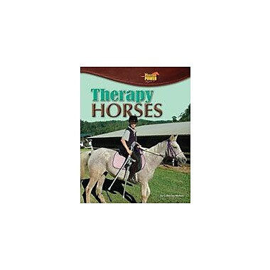 Bearport Publishing Therapy Horses Workbook By Nichols, Catherine, Grade 2 - Grade 7 [eBook]