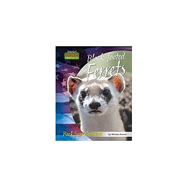 Bearport Publishing Black-Footed Ferrets: Back From The Brink Workbook By Aronin, Miriam, Grade 2 - Grade 7 [eBook]
