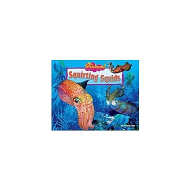Bearport Publishing Squirting Squids Workbook By Lunis, Natalie, Kindergarten - Grade 3 [eBook]