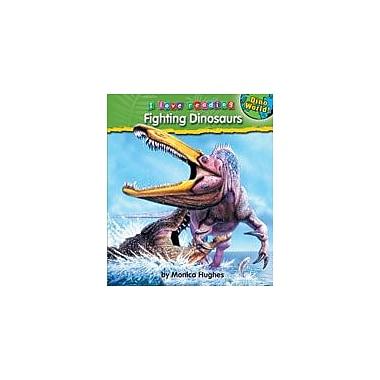 Bearport Publishing Fighting Dinosaurs Workbook By Hughes, Monica, Kindergarten - Grade 3 [eBook]