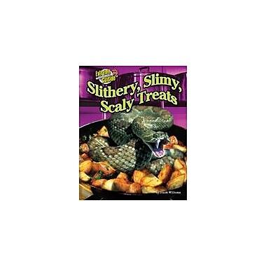 Bearport Publishing Slithery, Slimy, Scaly Treats Workbook By Williams, Dinah, Grade 1 - Grade 6 [eBook]