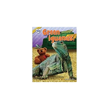 Bearport Publishing Green Iguanas Workbook By Lunis, Natalie, Grade 1 - Grade 6 [eBook]