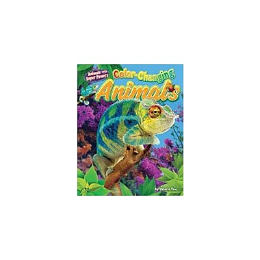 Bearport Publishing Color-Changing Animals Workbook By Yaw, Valerie, Grade 1 - Grade 6 [eBook]