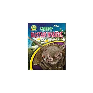 Bearport Publishing Creepy Backyard Invaders Workbook By Owen, Ruth, Grade 1 - Grade 6 [eBook]