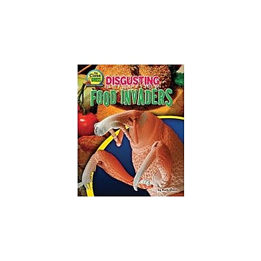Bearport Publishing Disgusting Food Invaders Workbook By Owen, Ruth, Grade 1 - Grade 6 [eBook]