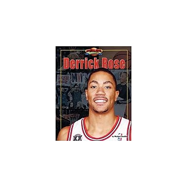 Bearport Publishing Derrick Rose Workbook By Sandler, Michael, Grade 1 - Grade 6 [eBook]