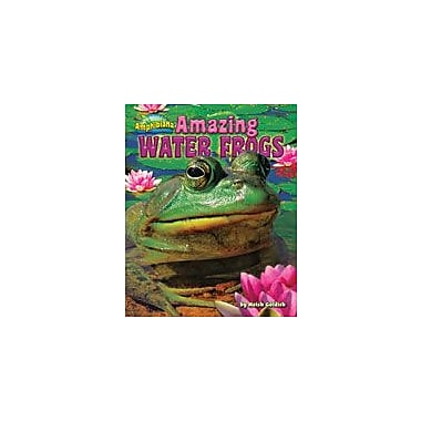 Bearport Publishing Amazing Water Frogs Workbook By Goldish, Meish, Grade 1 - Grade 6 [eBook]