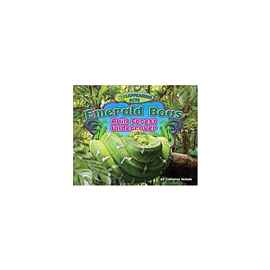 Bearport Publishing Emerald Boas: Rain Forest Undercover Workbook By Nichols, Catherine, Kindergarten - Grade 3 [eBook]
