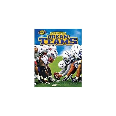 Bearport Publishing Pro Football's Dream Teams Workbook By Sandler, Michael, Grade 1 - Grade 7 [eBook]