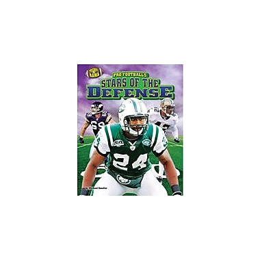 Bearport Publishing Pro Football's Stars Of The Defense Workbook By Sandler, Michael, Grade 1 - Grade 7 [eBook]