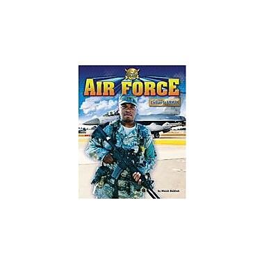 Bearport Publishing Air Force: Civilian To Airman Workbook By Goldish, Meish, Grade 1 - Grade 6 [eBook]