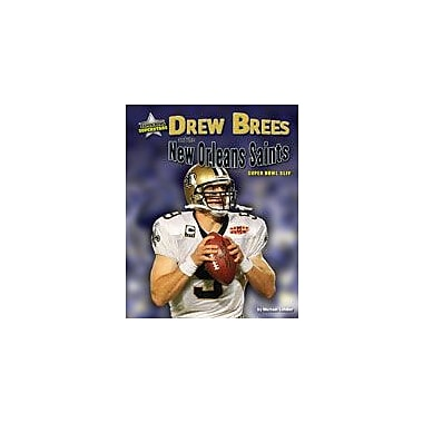 Bearport Publishing Drew Brees And The New Orleans Saints Workbook By Sandler, Michael, Kindergarten - Grade 5 [eBook]