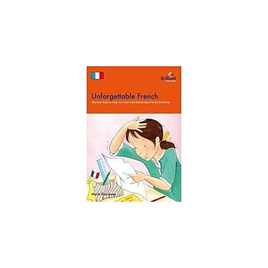 Brilliant Publications Unforgettable French Workbook By Rice-Jones, Maria, Grade 3 - Grade 12 [eBook]
