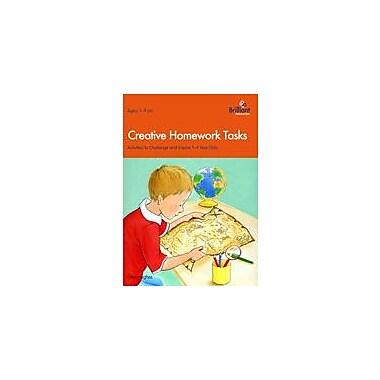 Brilliant Publications Creative Homework Tasks 7-9 Year Olds Workbook By Hughes, Giles, Grade 3 - Grade 4 [eBook]