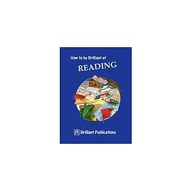 Brilliant Publications How To Be Brilliant At Reading Workbook By Yates, Irene, Grade 3 - Grade 6 [eBook]