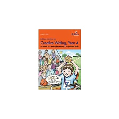 Brilliant Publications Brilliant Activities For Creative Writing, Year 4 Workbook By Yates, Irene, Grade 4 [eBook]
