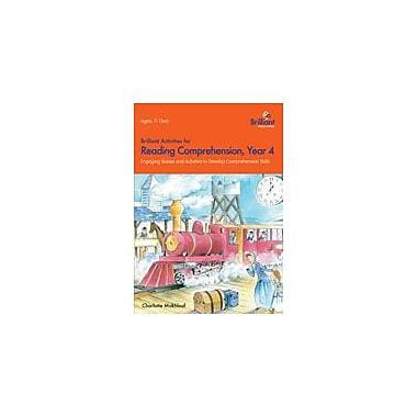 Brilliant Publications Brilliant Activities For Reading Comprehension: Year 4 Workbook, Grade 4 - Grade 5 [eBook]