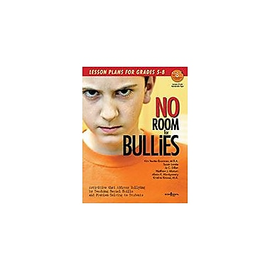 Boys Town Press No Room For Bullies: Lesson Plans For Grades 5-8 Workbook By Yemm, Catherine, Grade 5 - Grade 8 [eBook]