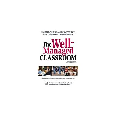 Boys Town Press The Well-Managed Classroom (Second Edition) Workbook By Julie Henry [eBook]