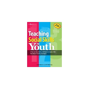 Boys Town Press Teaching Social Skills To Youth (Second Edition) Workbook By Doverspike, Mace, Grade 3 - Grade 12 [eBook]
