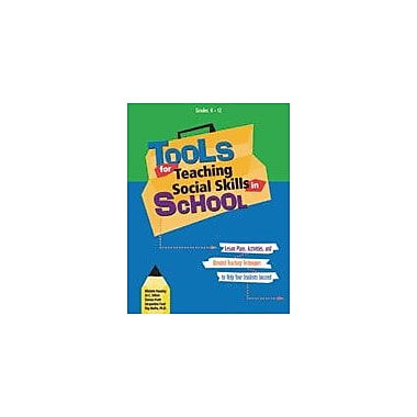 Boys Town Press Tools For Teaching Social Skills In School Workbook, Grade 3 - Grade 12 [eBook]