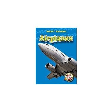 Bellwether Media Inc. Airplanes Workbook By Linda Trice, Kindergarten - Grade 3 [eBook]