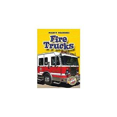Bellwether Media Inc. Fire Trucks Workbook By Linda Trice, Kindergarten - Grade 3 [eBook]