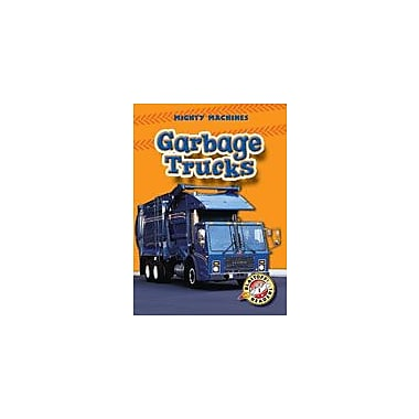 Bellwether Media Inc. Garbage Trucks Workbook By Linda Trice, Kindergarten - Grade 3 [eBook]