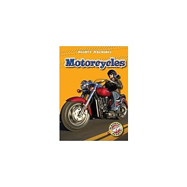 Bellwether Media Inc. Motorcycles Workbook By Sally Derby, Kindergarten - Grade 3 [eBook]