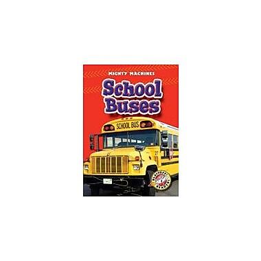 Bellwether Media Inc. School Buses Workbook By Kaufman, Gabriel, Kindergarten - Grade 3 [eBook]