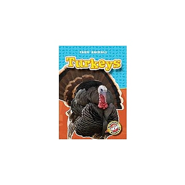 Bellwether Media Inc. Turkeys Workbook By Hoffart, Jeff; Killoran, Tosca, Kindergarten - Grade 3 [eBook]