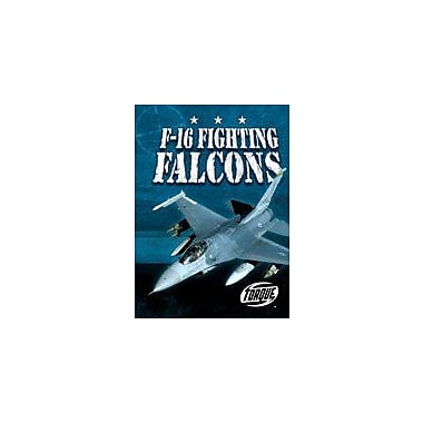 Bellwether Media Inc. F-16 Fighting Falcons Workbook By J. Matteson Claus, Grade 3 - Grade 7 [eBook]