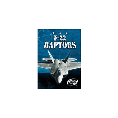 Bellwether Media Inc. F-22 Raptors Workbook By Sally Derby, Grade 3 - Grade 7 [eBook]