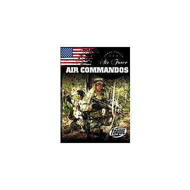 Bellwether Media Inc. Air Force Air Commandos Workbook By J. Matteson Claus, Grade 3 - Grade 7 [eBook]