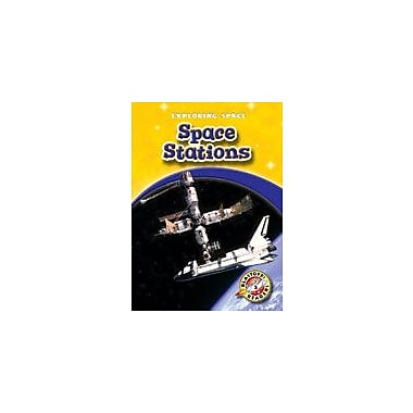 Bellwether Media Inc. Space Stations Workbook By Sewell, James, Kindergarten - Grade 3 [eBook]