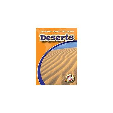 Bellwether Media Inc. Deserts Workbook By Green, Jen, Kindergarten - Grade 3 [eBook]