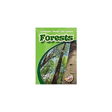 Bellwether Media Inc. Forests Workbook By Green, Jen, Kindergarten - Grade 3 [eBook]