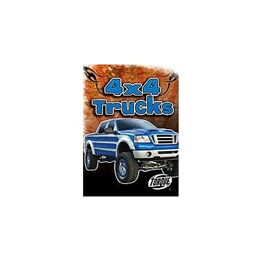 Bellwether Media Inc. 4x4 Trucks Workbook By Volpe, Karen, Grade 3 - Grade 7 [eBook]