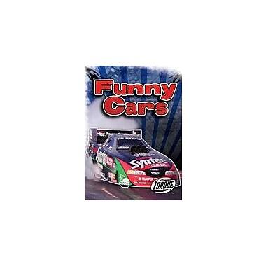 Bellwether Media Inc. Funny Cars Workbook By Volpe, Karen, Grade 3 - Grade 7 [eBook]