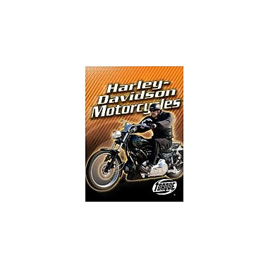 Bellwether Media Inc. Harley-Davidson Motorcycles Workbook By J. Matteson Claus, Grade 3 - Grade 7 [eBook]