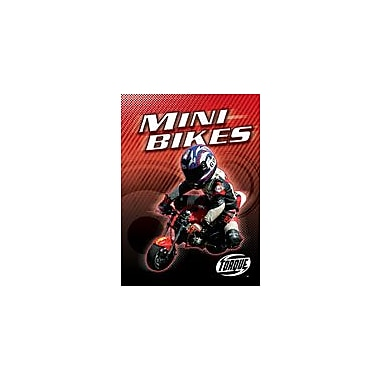 Bellwether Media Inc. Mini Bikes Workbook By Strange, Mark; Laratta, Rebecca, Grade 3 - Grade 7 [eBook]
