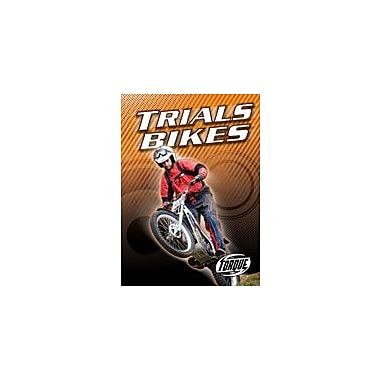 Bellwether Media Inc. Trials Bikes Workbook By Strange, Mark; Laratta, Rebecca, Grade 3 - Grade 7 [eBook]