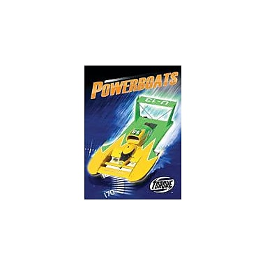 Bellwether Media Inc. Powerboats Workbook By Volpe, Karen, Grade 3 - Grade 7 [eBook]