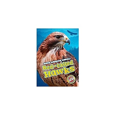 Bellwether Media Inc. Red-Tailed Hawks Workbook By Megan Borgert-Spaniol, Kindergarten - Grade 3 [eBook]